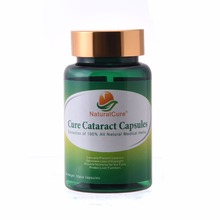 NaturalCure Cure Cataract Capsules, Decrease Sight Loss, Prevent Eye Diseases, and Protect Liver Functions, 50 pills