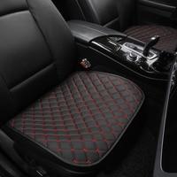 car seat cover automobiles seat protector leather accessories for seat cordoba exeo Ibiza 6j 6l leon 1 2 3 5f mk1 mk2 mk3