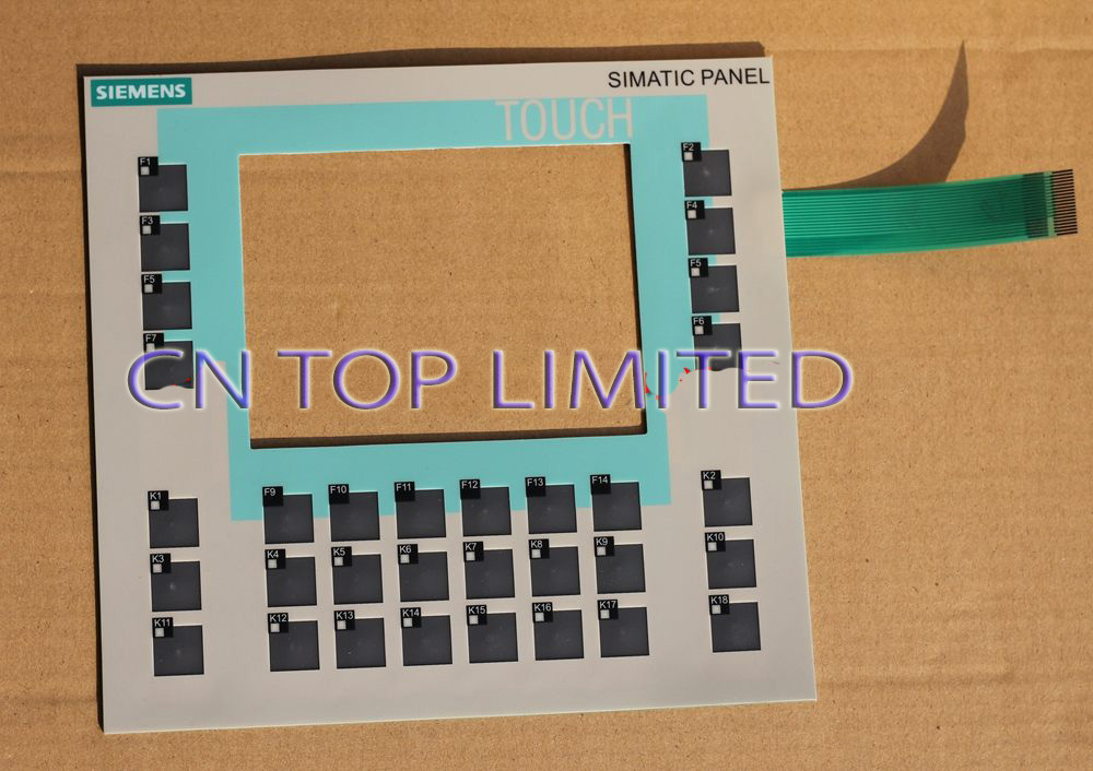 6AV6642-0DC01-1AX0 6AV6 642-0DC01-1AX0 OP177B Compatible Keypad Membrane for Siemens keypad replacement  цены