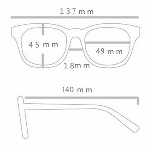 Image 5 - Gmei 光学超軽量透明眼鏡男性と女性処方眼鏡眼鏡メガネ A9084