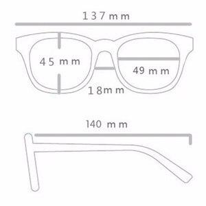 Image 5 - Gmei אופטי במיוחד אור שקוף משקפיים מסגרת עבור גברים ונשים משקפי שמש משקפיים מרשם משקפיים A9084