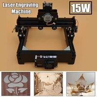 15W DIY Mini CNC Laser Engraving Machine Laser Engraving Wood Router Metal Marking Engraving 2018 Best Advanced Toys New Arrival