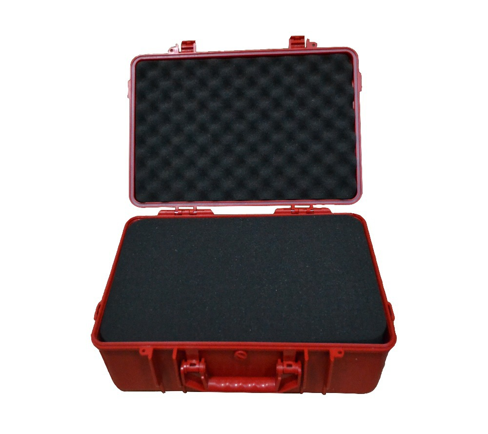 with full foam case for  250 quadcopter drone  waterproof plastic tool box  new black abs plastic gimbal hard case for mini drone dji osmo with custom foam waterproof box for headless drone