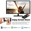 MK809 IV Android 7.1 TV Dongle RK3229 Quad Core 2G/16G UHD 4 K Smart TV Stick HD 3D Mini PC H.265 WiFi DLNA Smart MediaPlayer