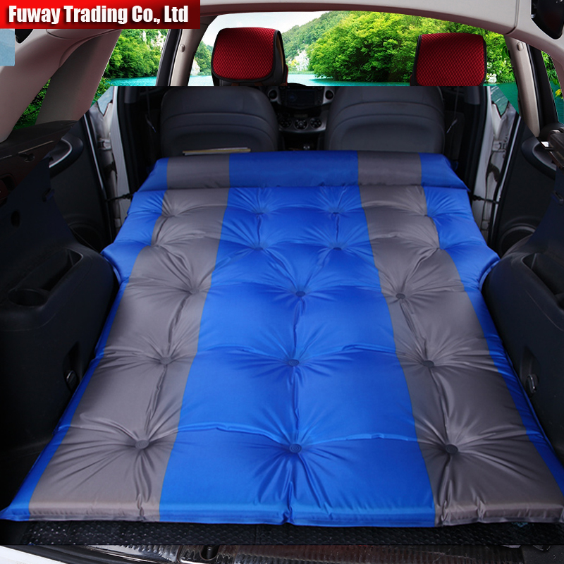 Automatic Inflatable Car Hatchback Travel Bed Air Mattress Cover For Honda Odyssby VW Golf Polo Sharan Mazda Fiat Toyota IST