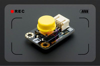 DFRoBot 100% Genuine Digital Push Button with Digital cable for Arduino DUE etc. - Yellow-Modules