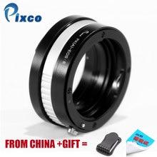 купить Pixco For Pentax(A)-For EOS R, Lens Adapter Suit For Pentax(A) Lens to Suit for EOS R Camera дешево