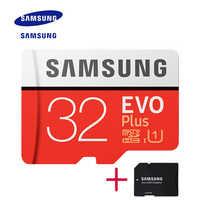 New Product 100 Original SAMSUNG EVO Memory Card Micro SD TF Card 32GB Class10 U1 Full