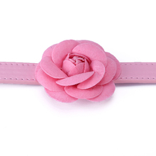 5 color Flower Cat  Collar