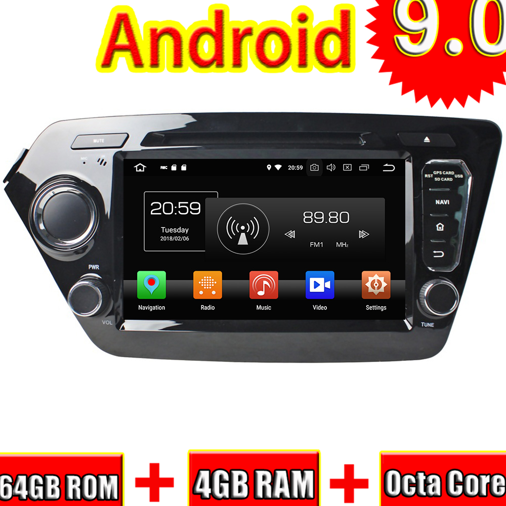 Worldwide delivery 2 din gps android kia rio 2 in NaBaRa Online