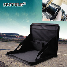 1pc SEEYULE Collapsible Car Covers Seat Organizer Buggy Laptop Bag Food Map Storage Container Basket Stowing Tidying