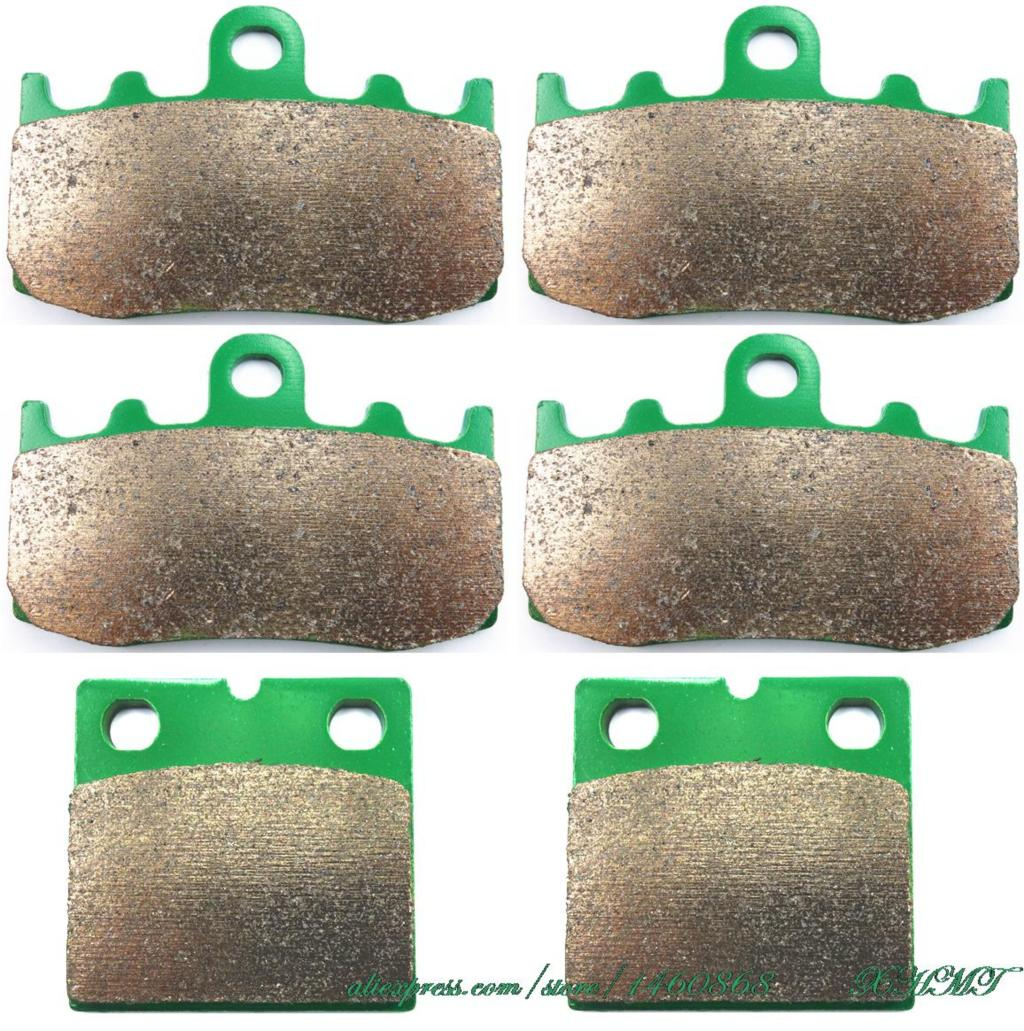 Дисковые Тормозные колодки комплект для K1200RS K1200 БМВ к 1200 РС 2002 и выше/ K1200GT к 1200 ГТ 2003 2004 2005 2006 2007