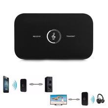 2-en-1 Wireless Bluetooth 4.1 Receptor Transmisor Portátil 3.5mm Adaptador de Audio para el Hogar de Coches de Sonido Auriculares TV PC CX8