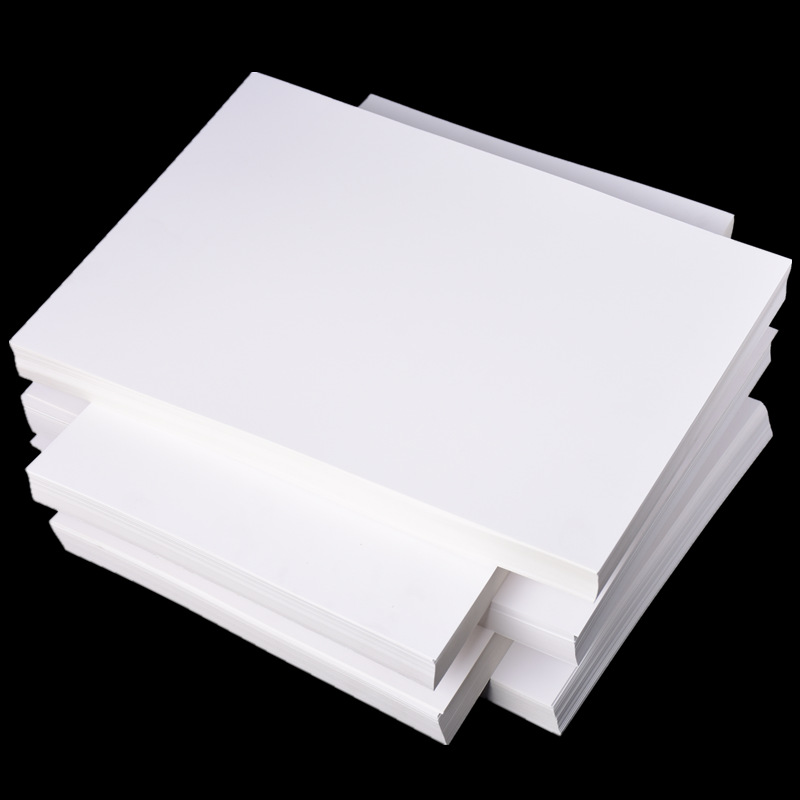 YDNZC 100 Sheets/set 200g High Quality Drawing Sketch Paper A4 A3 8K 4K Painting Sketch Paper Professional Student Art Supplies