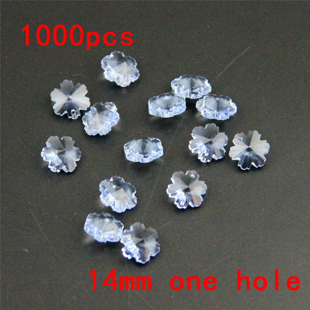 Extraordinary 1000pcs 14mm lt blue chandelier crystal bead door extraordinary 1000pcs 14mm lt blue chandelier crystal bead door window crystal snowflake beads 1 hole aloadofball Choice Image