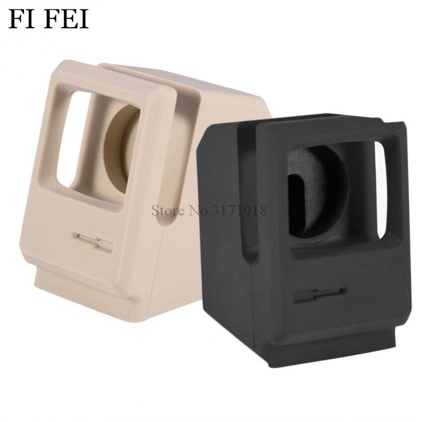 FI FEI Fashion Design di Lusso Molle Del Silicone Ricarica Supporto Del Basamento Del Caricatore Per Apple Osservare 38mm 42mm Supporto Universale