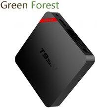 T95N Mini MXPLUS Android 6.0 Set top Box Smart TV S905X Quad Core A53 WIFI2.4G KDPlayer 16.0 8G MEM 1G DDR Mali 450 5 core GPU