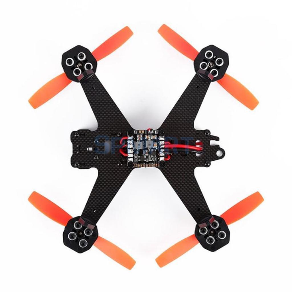 Set OCDAY RAZER 210 QAV 210 Carbon Fiber FPV Racing Drone Quadcopter RTF