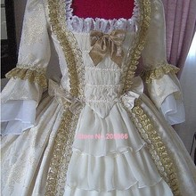 Индивидуальный заказ-1700 s платье в колониальном стиле 1770s Мария Антуанетта бальное платье для свадьбы свадебные 18th века платье