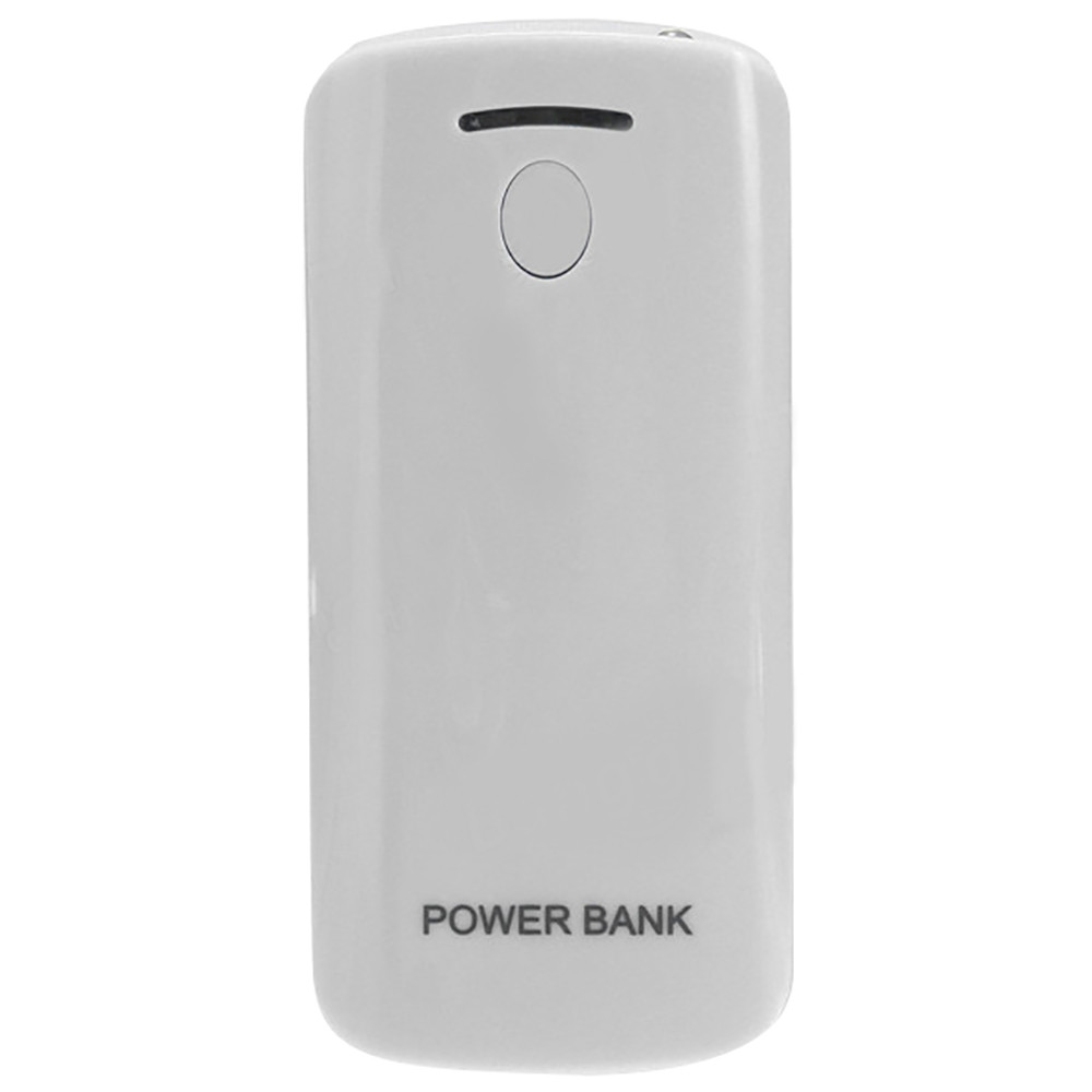 2017 NEW 5 colors Portable Mobile Power Bank 2X 18650 External Backup Battery Charger With Key Chain For Mobile Phone AU24b