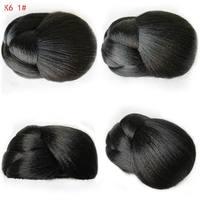 10cm Fashon Women S Heat Resistant Hair Chignon New Clip In Bun Wig Hair Ponytail Drawstring