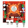 Subwoofer Amplificador TDA7379 Placa Amplificador de 2.1 Canais de Áudio 13Wx2 + 38 W Baixo DC12-18V