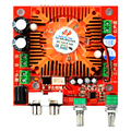 Subwoofer Amplifier TDA7379 2.1 Channel Audio Amplifier Board 13Wx2+38W Bass DC12-18V