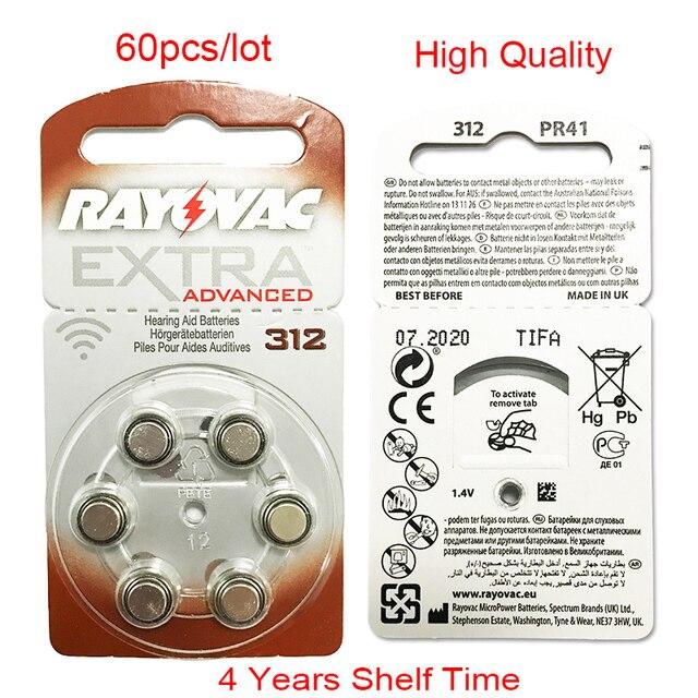 rayovac extra 312