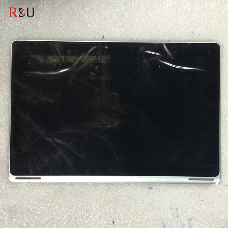 Used parts LCD Display Touch Panel Screen Glass Assembly with frame For Acer aspire switch 10 10.1