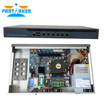 Intel G2020 B75 82583 В 6 LAN Маршрутизатор Брандмауэра поддержки Radius_Manager PFSense Panabit monowall PFS OPENWRT Маршрутизатор OS