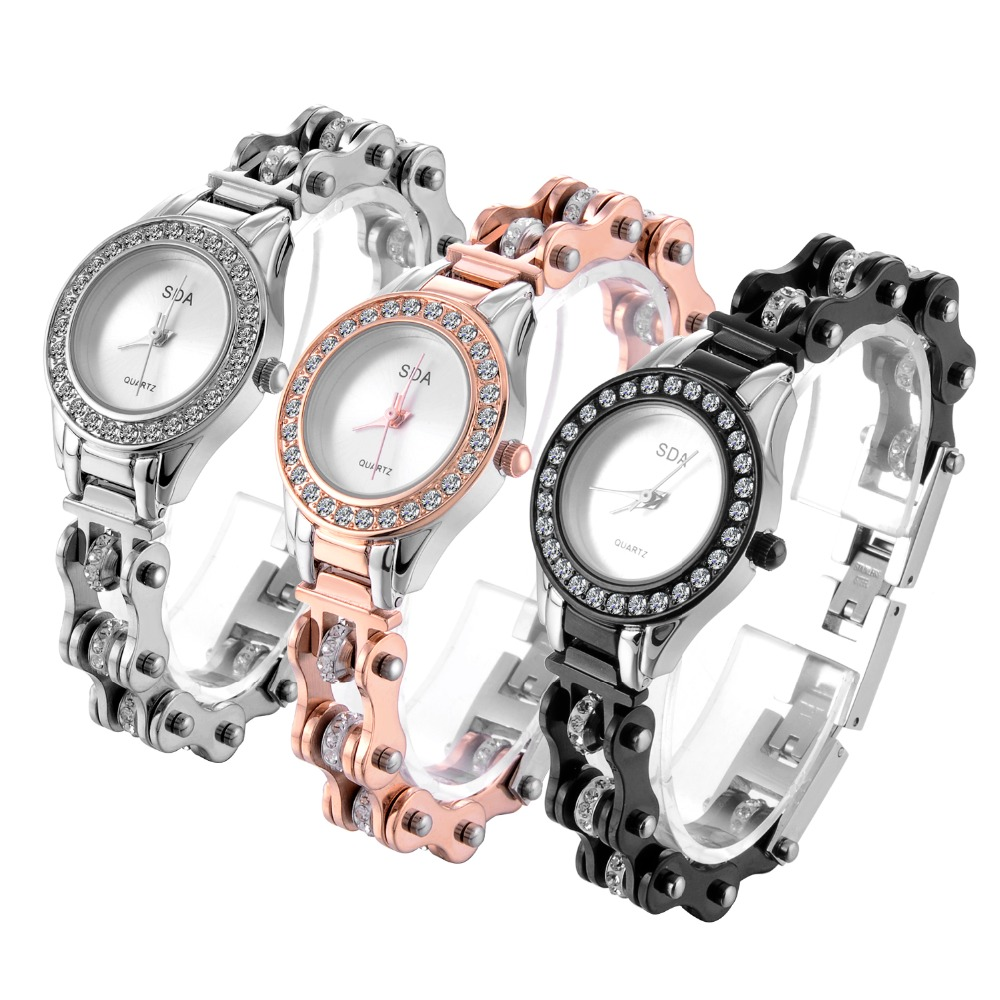 SDA New Design for Women Lady and Girl Giving Fashion Youth Romantic 316l Stainless Steel Japanese