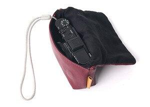 Image 5 - Мягкий чехол из искусственной кожи для камеры Panasonic Lumix DC TZ90 TZ90 TZ91 TZ80 TZ81 TZ70 TZ60 TZ57 TZ50 TZ40 TZ30 TZ20 TZ10