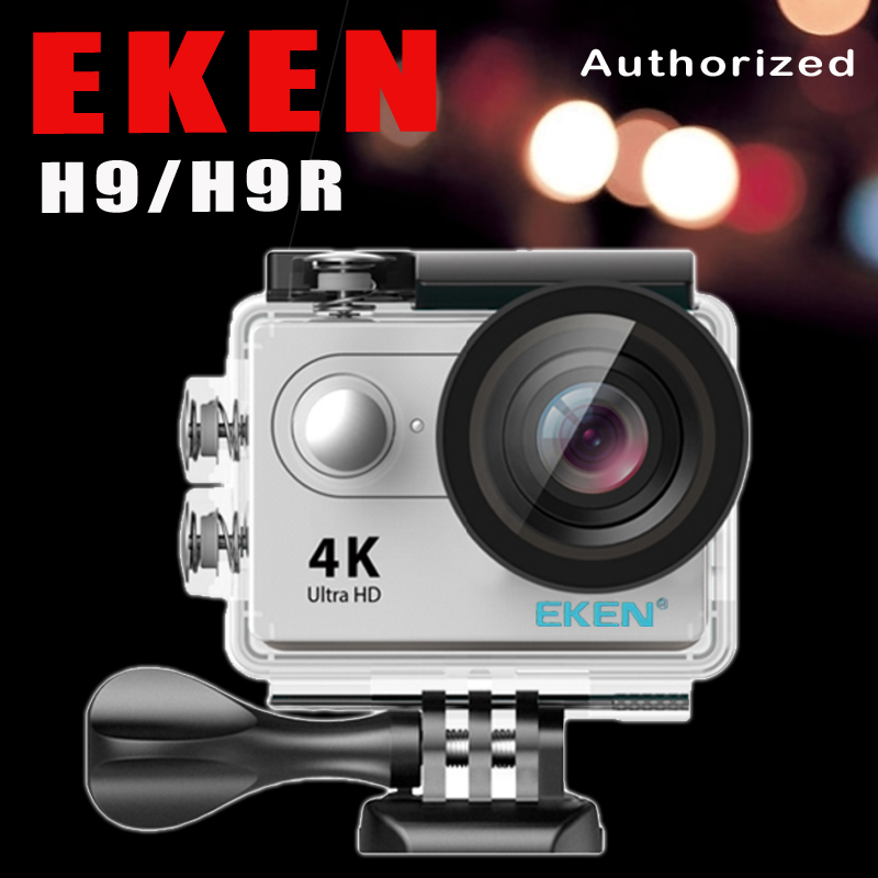 Original EKEN H9 / H9R Remote Action Camera Ultra HD 4K WiFi 1080P/60FPS 2.0 LCD 170D Lens Sport Cam Go WaterProof Pro Camera 100% original eken h9r 4k ultra hd wifi action camera remote control go waterproof camera 2 0 1080p 60fps pro sportcam mini cam