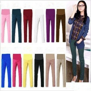Wholesale spring and summer maternity pants maternity pants Slim Leggings care of pregnant women pregnant belly