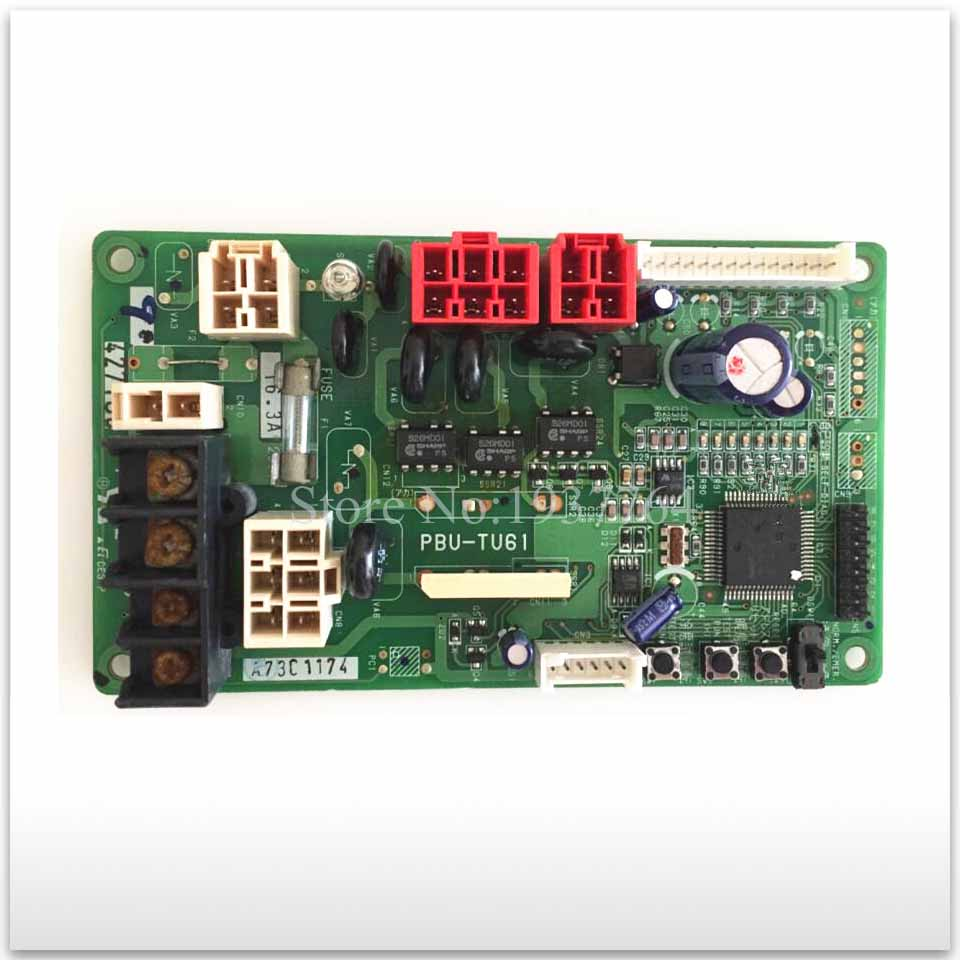 Air conditioning computer board circuit board used board A73C1174 A73C1175 6 A742584 PBU-TU61 good working l9930 automotive computer board page 6