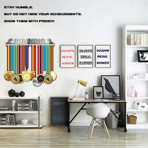 Image 3 - Race medal hanger Running medal holder Sport medal hanger display hold 10~16 medals