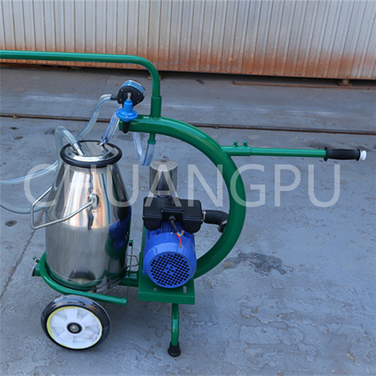 Dry Type Pump Penis Milking Machine for Cow,Goat,Sheep,Buffalo,Camel Dairy Farm