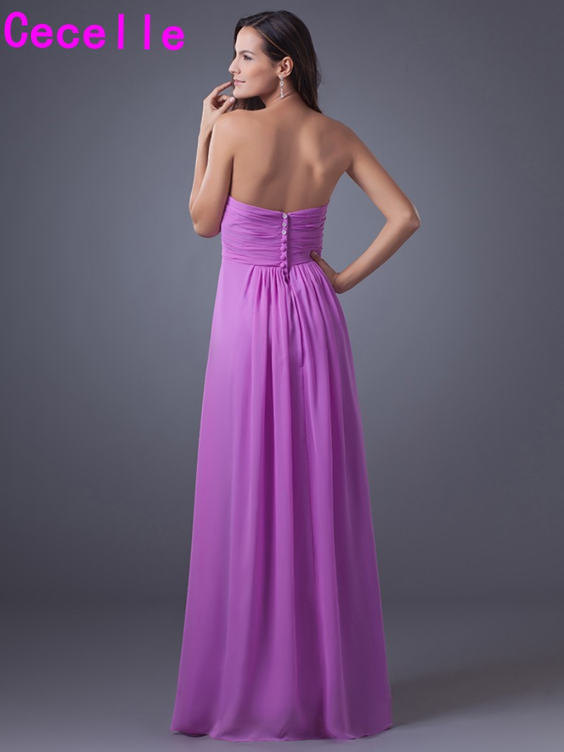 Increíble Vestidos De Dama Occidentales Para La Boda Foto - Ideas de ...