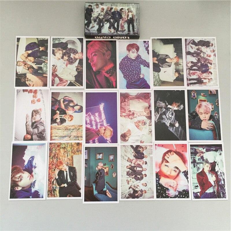 30pcs BTS Bangtan Boys Poster 2