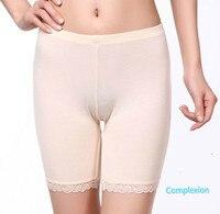 Sexy Safety Short Pants Under Skirts For Women Boyshorts Panties Big Size Female Safety Boxer Panties Underwear KZ003 6Z women's panties