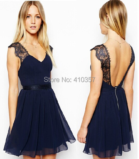Popular Elegant Short Dresses-Buy Cheap Elegant Short Dresses lots ...
