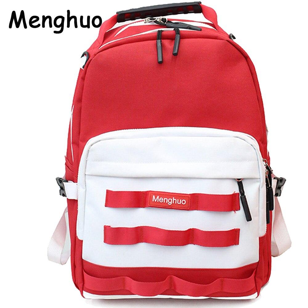 где купить Classic Backpack for Teenage Girl Boys Mochila Feminina Women School Backpacks Men Nylon Waterproof Casual Laptop Bagpack Female по лучшей цене