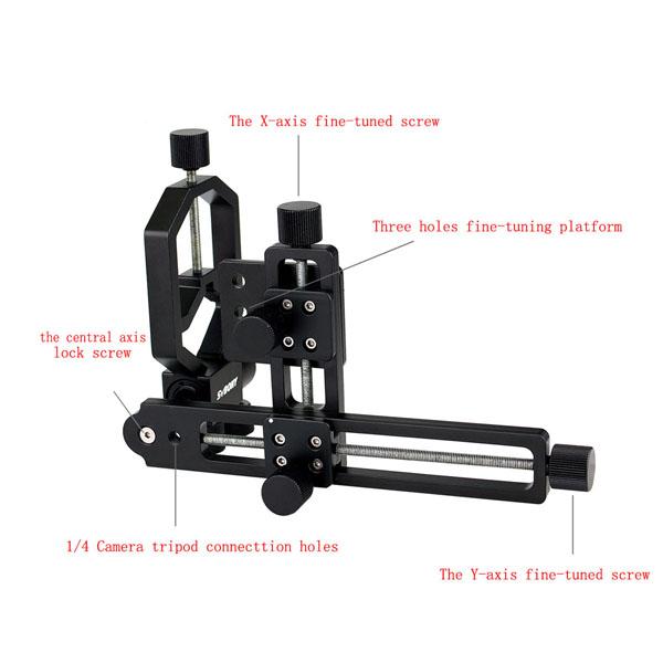 SVBONY Digital Camera Telescope Adapter (7)