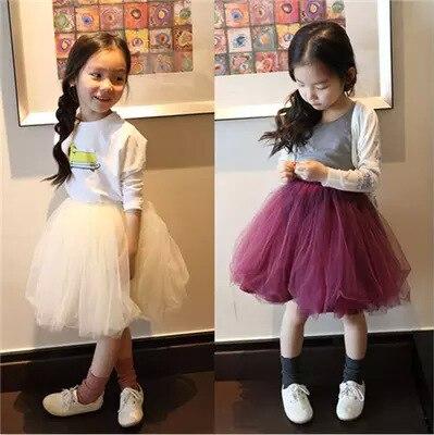 Baby Girl Skirt 2016 New Fashion Baby Pettiskirt Girls Tutu Skirt Girls Tutu Skirt Kids Clothes for Party Wedding
