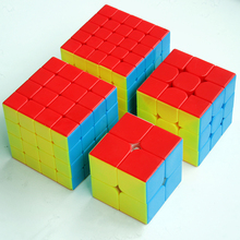 4PCS/set MoYu 2 3 4 5 Layers Puzzle Magic Cubes 3*3 4*4 5*5 2*2 Classroom Mofangjiaoshi Cubo 3x3x3 4x4 5x5x5 2x2x2