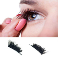 Classic Magnetic Eyelashes Fashion 3D Magnetic False Eyelashes Extension Tools Natural Makeup Beauty Essentials