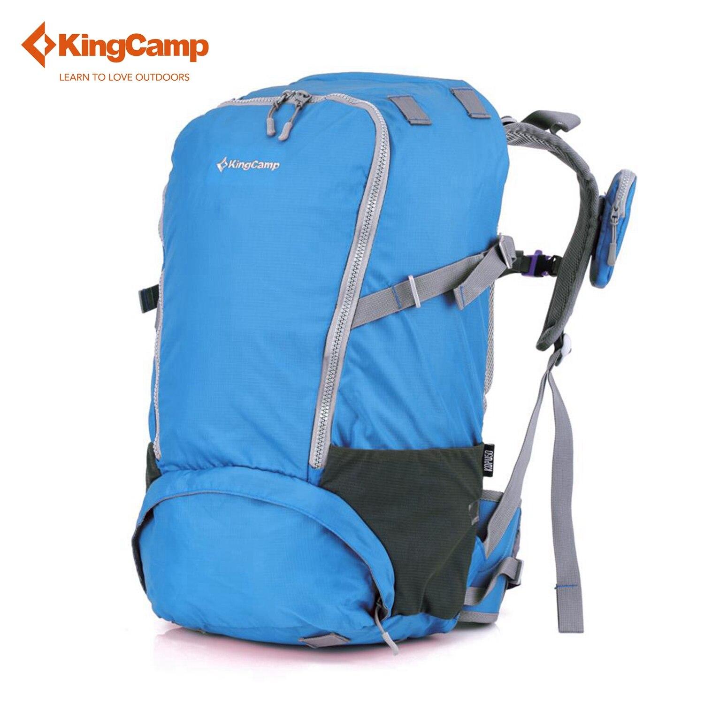 KingCamp sac de Sport Camping sacs à dos en plein air ANDROS 60 randonnée en plein air escalade voyage sac à dos