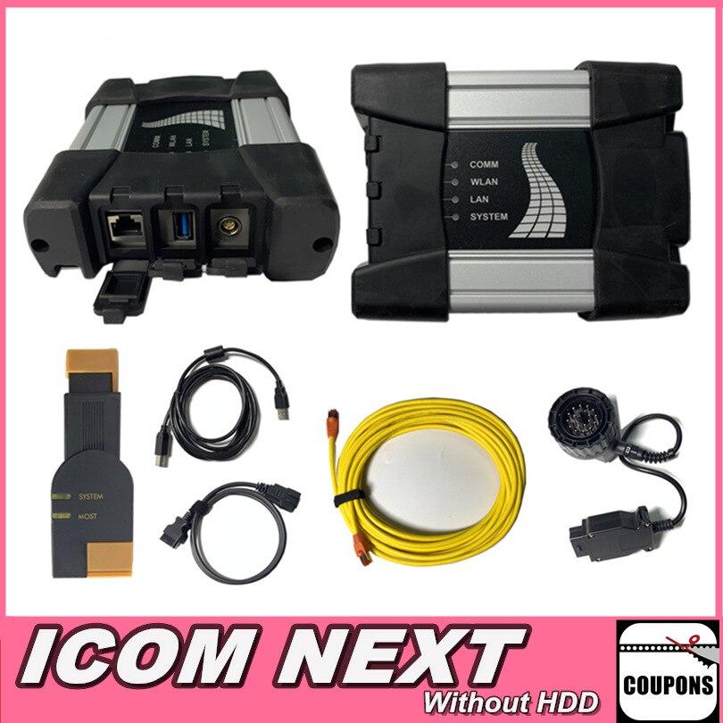 V2018 12 ICOM NEXT Without HDD ICOM Next Professional High Quality Auto Diagnostic Tool Car Programmer