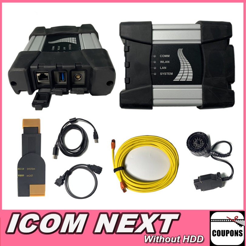 V2018.12 ICOM NEXT Without HDD ICOM Next Professional High Quality Auto Diagnostic Tool & Car Programmer DHL Fast Shipping