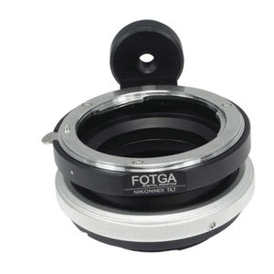 Image 1 - Fotga Tilt Shift Adapter Ring für Nikon F objektiv Sony E mount NEX 7 6 5 5R 3 A6000 A5000 a7RIII A7III NEX7